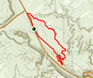 Bar M Loop Trail Map