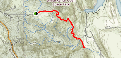 Longhorn Trail Map