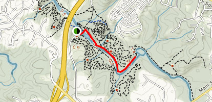 Old Rope Mill River Trail Map