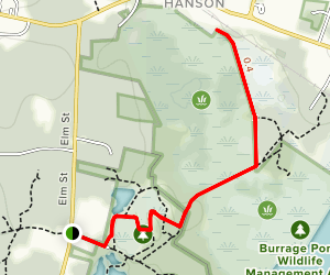 Indian Trail Map