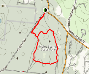 Friends' Trail  Map