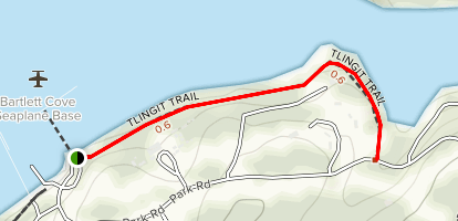 Tlingit Trail Map