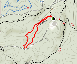 Trail #1 Map