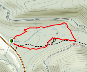 Discovery Challenger Trail Map