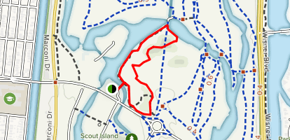 Couterie Forest Map
