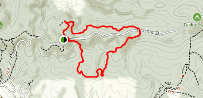 Fern Hollow Trail Map