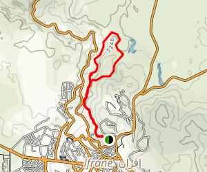 Ifrane Source Vittel Loop Map