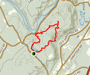Grant Mountain Map