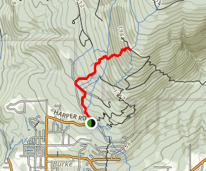 Fluid to Elevator Trail Map