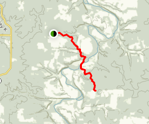 Cedar River Trail Map