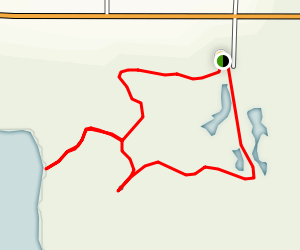 Neal Preserve Loop Map