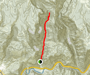 Jess Weaver Trail Map