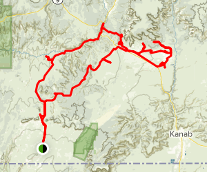 The River Trail Map