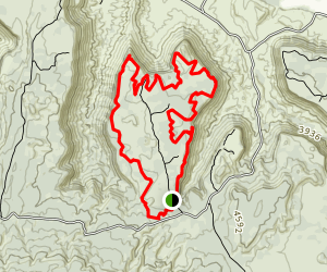 Wire Mesa Map