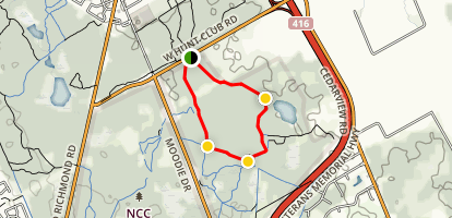 Stoney Creek South Loop Map