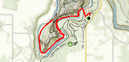 Crooked River Trail - Oregon | AllTrails on devils tower trail map, table rock lake topographic map, smith rock climbing map, smith rock hiking map, table rock state park map, crater of diamonds state park map, blue mountain reservation trail map, smith rock oregon map, smith mountain lake map, seneca rocks trail map, smith rock hiking trails, smith rock camping, oregon state parks map, rock island trail map, fahnestock state park map, point dume trail map, newberry national volcanic monument trail map, alabama hills trail map, smith rock misery ridge, spy rock trail map,