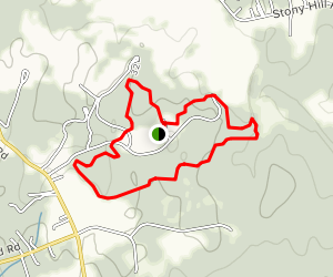 Curtis Memorial Loop Map