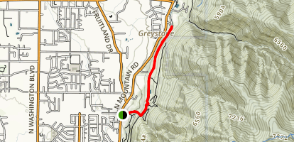 Canal Trail Map