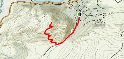 Torc Moutain Map