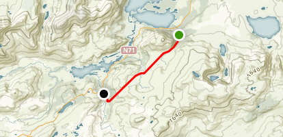 Kerry Way: Torc to Derrycunihy Map