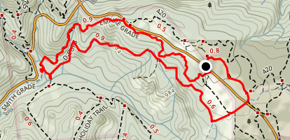 D-Cups and Woodcutters Loop Map