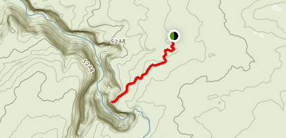 Jewell Tibbets Arch Map