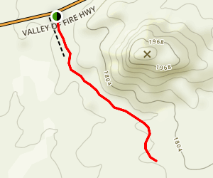 Arrowhead Arch Trail Map