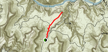Plateau Point Map