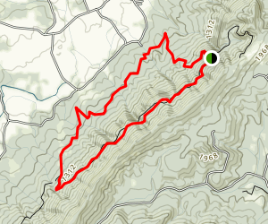 Hiwassee Horse Trail Map