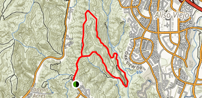 Rock-It Loop Trail Map