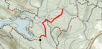 Waynes Rock Map