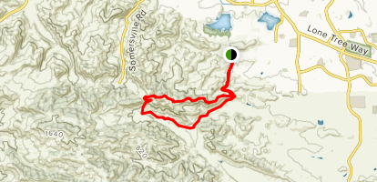 Stewartville Trail Map