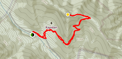 Double Top Map