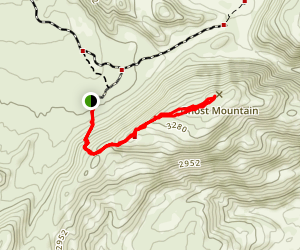 Ghost Mountain  Map