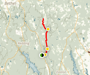 Aspetuck Valley Trail Map