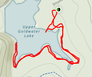 Bannon Creek Trail  Map