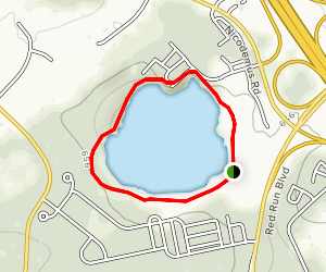 Quarry Place Loop Map