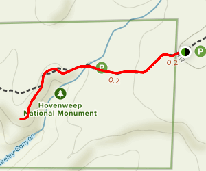 Holly Group Trail Map