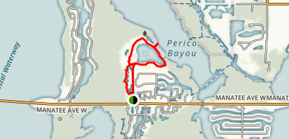 Perico Preserve Loop Map