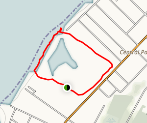 Riverview Park Loop Map
