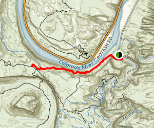 Jackson Trail Map
