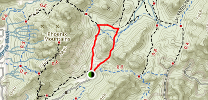 Nature Trail 304 Map