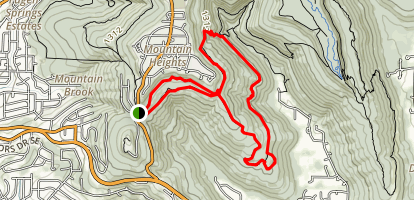Arrowhead Trail Map