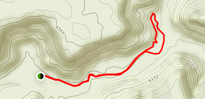 Crow Canyon 44 Panel Trail Map