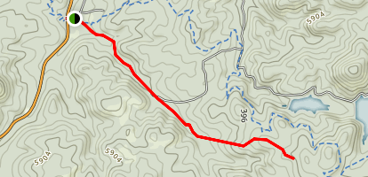 Schoolhouse Gulch Trail Map