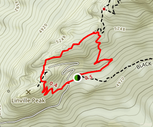 Grandfather Trail Extension Map