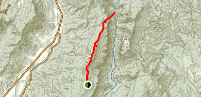 Conely Trail Map