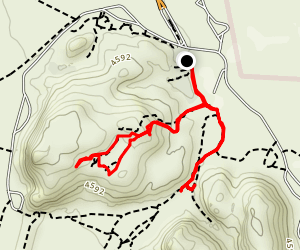 Chain Trail Map