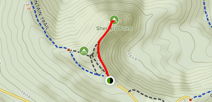 Sherrard Point  [CLOSED] Map