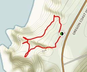 North Island Trail Viewpoint Map